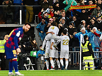 2020.03.01 La Liga Real Madrid VS FC Barcelona
