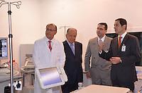 SAO PAULO, 15 DE FEVEREIRO DE 2013. - ALCKMIN REABERTURA HOSP SANTA ISABEL - O governador Geraldo Alckmin durante visita às obras das enfermarias da Santa Casa e reabertura do Hospital Santa Isabel - Unidade Veridiana, na regiao central da capital, na manha desta segunda feira, 18. (FOTO: ALEXANDRE MOREIRA / BRAZIL PHOTO PRESS).