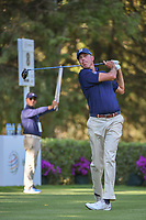 Matt Kuchar (USA) watches his tee shot on 8 during round 1 of the World Golf Championships, Mexico, Club De Golf Chapultepec, Mexico City, Mexico. 2/21/2019.<br /> Picture: Golffile | Ken Murray<br /> <br /> <br /> All photo usage must carry mandatory copyright credit (© Golffile | Ken Murray)