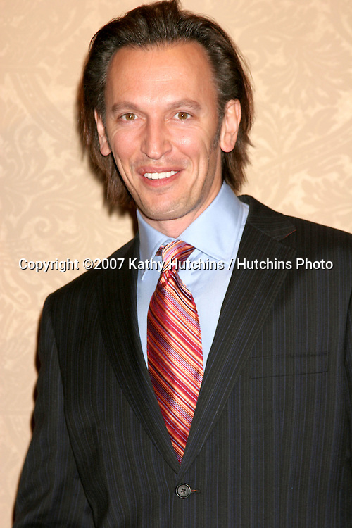 Steve Valentine.Divine Design Gala Awards Dinner 2007.Beverly Hilton Hotel.Beverly Hills, CA.November 29 2007.©2007 Kathy Hutchins / Hutchins Photo...               .
