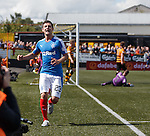 Jason Holt celebrates his goal