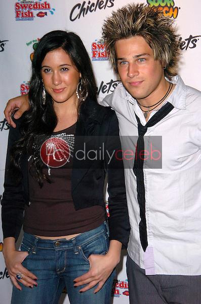 Vanessa Carlton and Ryan Cabrera