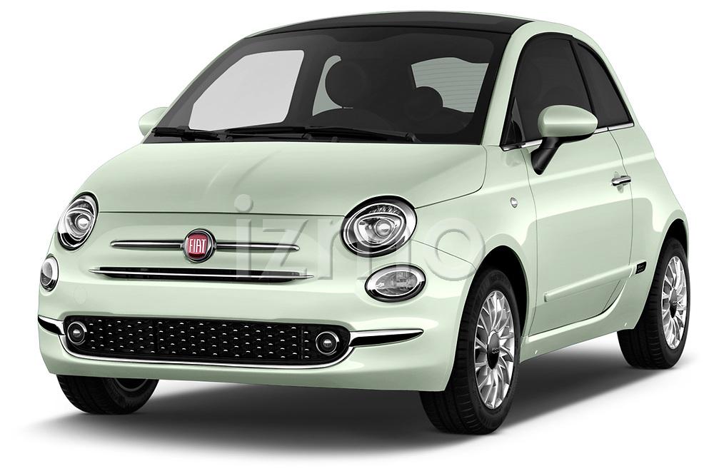 2016 Fiat 500 lounge 3 Door Hatchback