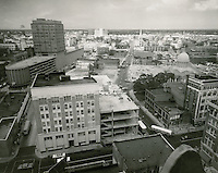 1961 May 15..Redevelopment.Downtown North (R-8)..Downtown Progress..North View from VNB Building..HAYCOX PHOTORAMIC INC..NEG# C-61-5-69.NRHA#..