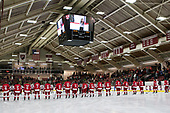 - The Harvard University Crimson defeated the visiting Cornell University Big Red on Saturday, November 5, 2016, at the Bright-Landry Hockey Center in Boston, Massachusetts.