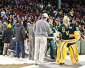 Rob Madore (Vermont - 29) - The University of Massachusetts (Amherst) Minutemen defeated the University of Vermont Catamounts 3-2 in overtime on Saturday, January 7, 2012, at Fenway Park in Boston, Massachusetts.