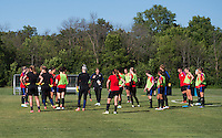 USWNT Training, July 5, 2016