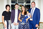Little Robbie Lee O'Sullivan who celebrated his christening with his parents Emer Buckley Beaufort and Robert O'Sullivan Castleisland and his god parents Ronan Buckley and Margo O'Sullivan in the Malton Hotel Killarney on Saturday
