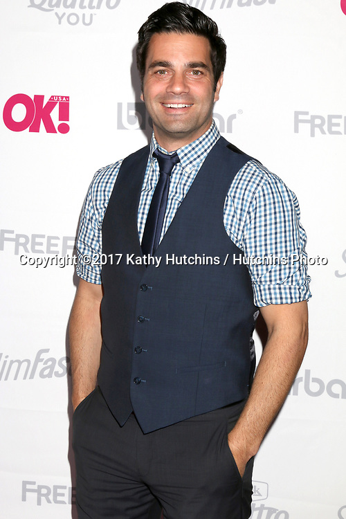 LOS ANGELES - MAY 17:  Michael Masini at the OK! Magazine Summer Kick-Off Party at the W Hollywood Hotel on May 17, 2017 in Los Angeles, CA