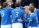 Steven Naismith takes the acclaim for his goal