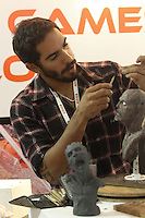 São Paulo,SP, 25 de Outubro de 2013 -  Brasil Game Show (BGS),tem muita diversão para o visitante na sua Sexta Edição o publico estimado é de 150 mil visitantes Fotos:Carlos Pessuto Brazil Photo Press