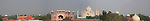 Taj Mahal Panoramic, India
