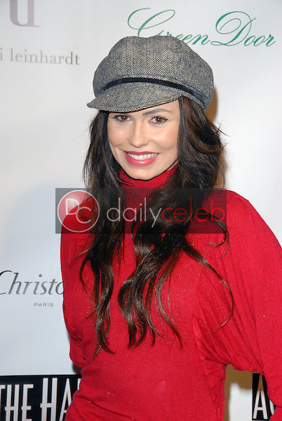 """Ali Costello<br /> at the """"Across the Hall"""" Premiere, Laemmle's Music Hall, Beverly Hills, CA. 12-01-09<br /> David Edwards/Dailyceleb.com 818-249-4998"""