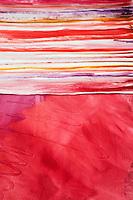 red artwork