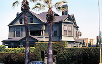 San Diego: Henry H. Timken House, 2508 First Avenue, 1888. Comstock and Trotsche. (Photo '80)