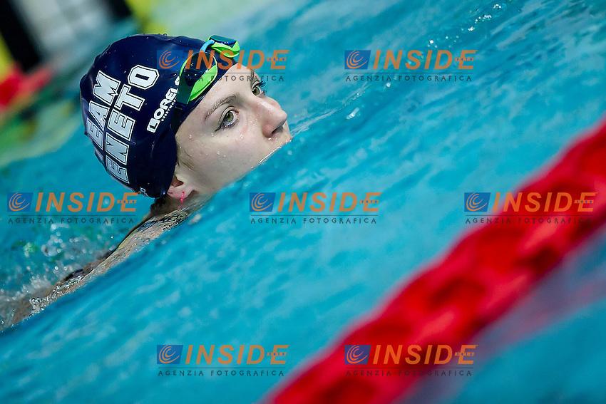 Ilaria Cusinato<br /> Team Veneto<br /> 200 Farfalla<br /> Stadio del Nuoto Riccione<br /> Campionati Italiani Nazionali Assoluti Nuoto Primaverili Fin <br /> Riccione Italy 19-04-2016<br /> Photo Andrea Masini/Deepbluemedia/Insidefoto