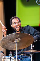 Brian Blade & the Fellowship Band - 2014 Monterey Jazz Festival
