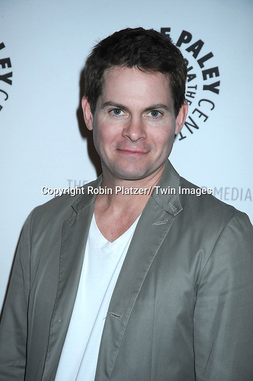 Trent Dawson attending the Farewell to As the World Turns at the Paley Center for Media on August 18, 2010 in New York City.