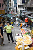Street Scenes of Hong Kong