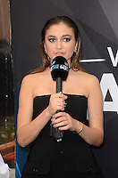 LOS ANGELES, CA - NOVEMBER 20: Daya at Westwood One on the carpet at the 2016 American Music Awards at the Microsoft Theater in Los Angeles, California on November 20, 2016. Credit: David Edwards/MediaPunch