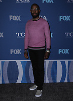 04 January 2018 - Pasadena, California - Lamorne Morris. FOX Winter TCA 2018 All-Star Partyheld at The Langham Huntington Hotel in Pasadena.  <br /> CAP/ADM/BT<br /> &copy;BT/ADM/Capital Pictures