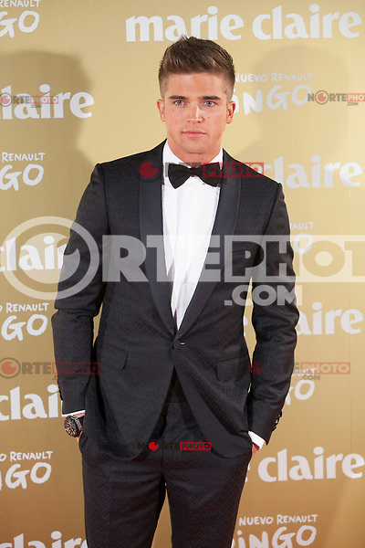 RIVER VIPERI attends Marie Claire´s XII Fashion Prix ceremony in Madrid, Spain. November 19, 2014. (ALTERPHOTOS/Victor Blanco)