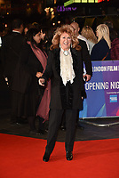 Lynda La Plante<br /> 'Widows' opening gala screening at BFI London Film Festival 2018 in Leicester Square, London, England on October 10, 2018.<br /> CAP/PL<br /> &copy;Phil Loftus/Capital Pictures