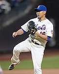 Daisuke Matsuzaka (Mets),<br /> APRIL 26, 2014 - MLB :<br /> Pitcher Daisuke Matsuzaka of the New York Mets during the Major League Baseball game against the Miami Marlins at Citi Field in Flushing, New York, United States. (Photo by AFLO)