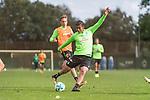 13.09.2017, Trainingsgelaende, Bremen, GER, 1.FBL, Training SV Werder Bremen<br /> <br /> im Bild<br /> Yuning Zhang (Werder Bremen #19), <br /> <br /> Foto &copy; nordphoto / Ewert