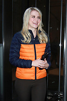 NEW YORK, NY - NOVEMBER 10: Elizabeth Smart at SiriusXM promoting her Autobiography docudrama 'I Am Elizabeth Smart'  in New York City on November 10, 2017. Credit: RW/MediaPunch