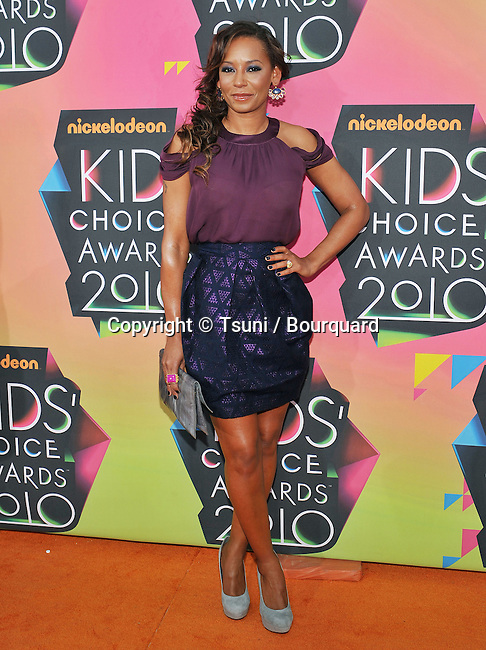 Mel B - Brown _44   -<br /> 23th  Annual Kids Choice Awards at The UCLA Pauley Pavillion In Los Angeles.