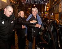 Alain Delon in Belgium - EXCLUSIVE