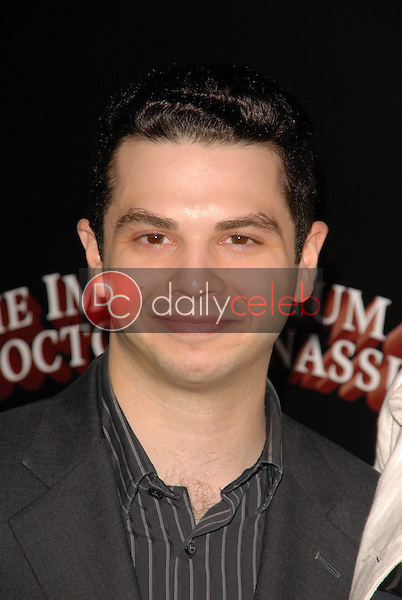 """Samm Levine<br /> at the AFI Fest Gala Screening of """"The Imaginarium of Dr. Parnassus,"""" Chinese Theater, Hollywood, CA. 11-02-09<br /> David Edwards/DailyCeleb.com 818-249-4998"""