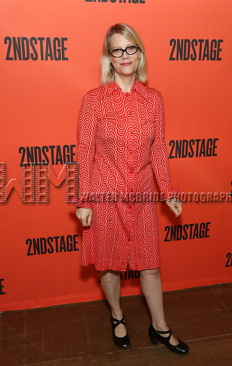 Kellie Overbey  during the photo call for the Second Stage production of 'Mary Page Marlowe' on June 12, 2018 in New York City.