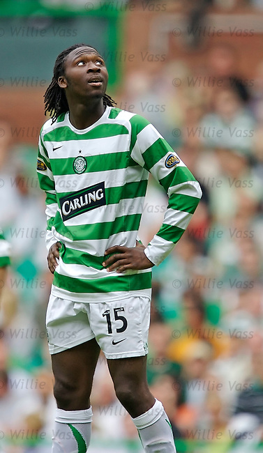 Evander Sno, Celtic.stock season 2006-2007.pic willie vass