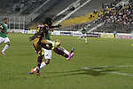 Ibagué- Deportivo Cali venció 3 goles por 2 a Deportes Tolima, en el partido desarrollado en el estadio Manuel Murillo Toro, el 26 de octubre.