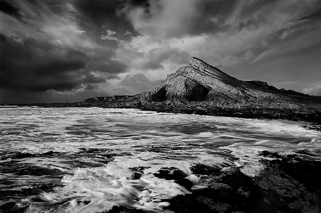 Port Eynon Point, Gower Peninsula, South Wales