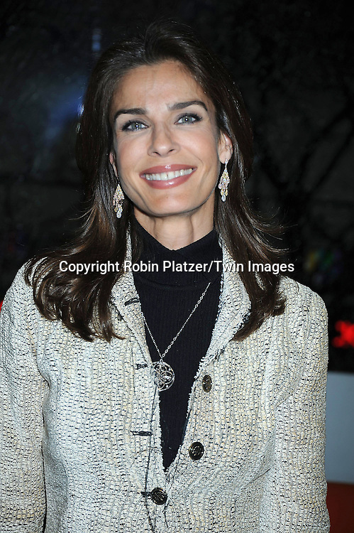 """Kristian Alfonso attending the Days of Our Lives Book Signing on February 25, 2011 at The NBC Experience Store in New York City. They signed """"Days of Our Lives 45 Years: A Celebration in Photos"""" and """" A Secret in Salem""""."""