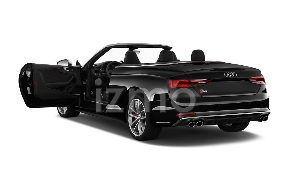 2018 Audi S5 Prestige 4wd 2 Door Convertible doors