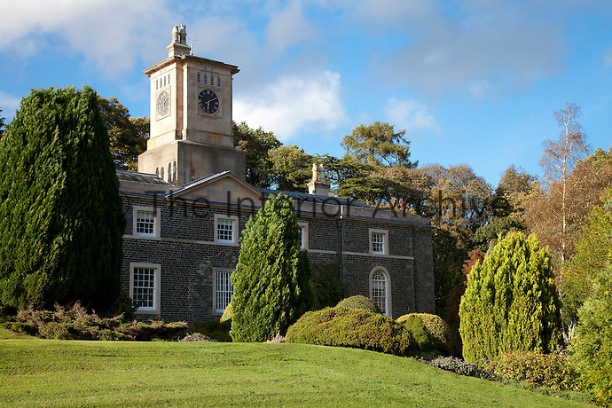A clock tower was added to the property in the mid 1800s when the fifth duke decided to employ Scottish architect, William Burn, to remodel much of Bowhill