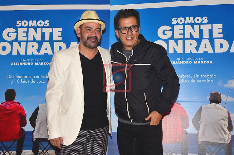 Jose Corbacho & Andreu Buenafuente.