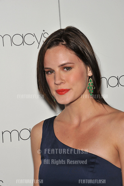 Chelsea Hobbs at Macy's Passport Glamorama Fashion event at the Orpheum Theatre, Los Angeles..September 16, 2010  Los Angeles, CA.Picture: Paul Smith / Featureflash