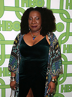 BEVERLY HILLS, CA - JANUARY 6: Tarana Burke, at the HBO Post 2019 Golden Globe Party at Circa 55 in Beverly Hills, California on January 6, 2019. <br /> CAP/MPI/FS<br /> &copy;FS/MPI/Capital Pictures