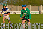Lady's Walk v St Brendan's  in the NK Intermediate Hurling Final at the Kilmoyley Hurling Club grounds on Monday night.
