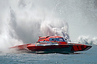 "Jimmy King, GP-10 ""The Charger"" (Grand Prix Hydroplane(s)"
