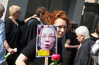 2013/04/26 Berlin | Beerdigung Rosemarie Fliess