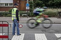 Team Wanty Groupe Gobert rider speeding<br /> <br /> <br /> 11th Heistse Pijl 2018<br /> Turnhout > Heist-op-den Berg 194km (BEL)
