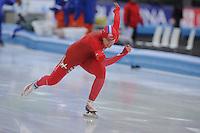 SCHAATSEN: AMSTERDAM: Olympisch Stadion, 01-03-2014, KPN NK Sprint/Allround, Coolste Baan van Nederland, Mayon Kuipers, ©foto Martin de Jong