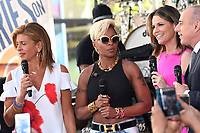 www.acepixs.com<br /> <br /> May 19 2017, New York City<br /> <br /> Singer Mary J. Blige (with Hoda Kotb, Savannah Guthrie and Matt Lauer) performed on the Today Show on May 19 2017 in New York City<br /> <br /> By Line: Curtis Means/ACE Pictures<br /> <br /> <br /> ACE Pictures Inc<br /> Tel: 6467670430<br /> Email: info@acepixs.com<br /> www.acepixs.com