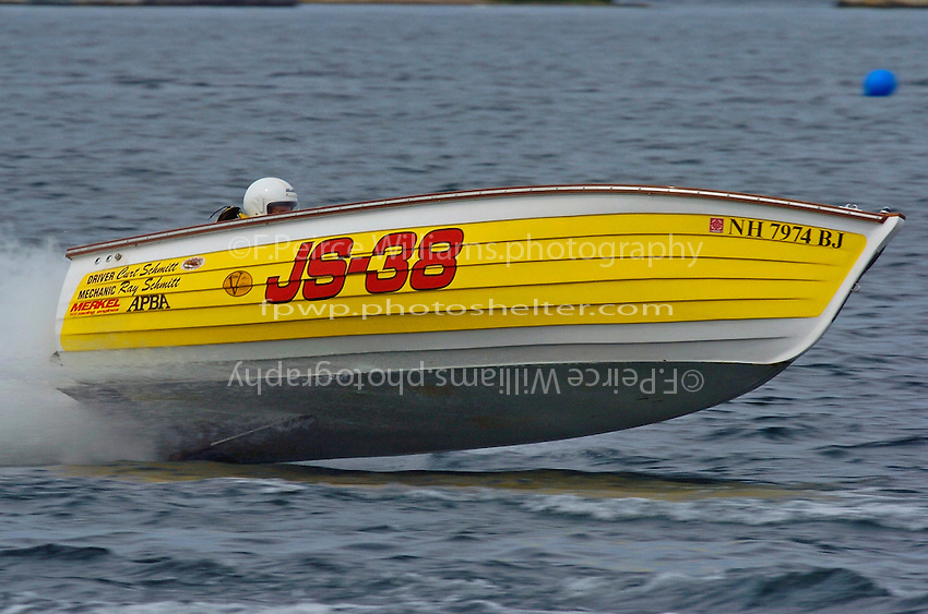 JS-38 (Jersey Speed Skiff)